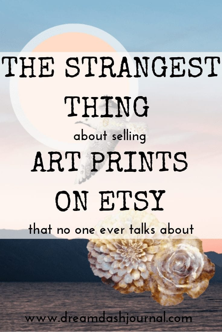 selling art printables