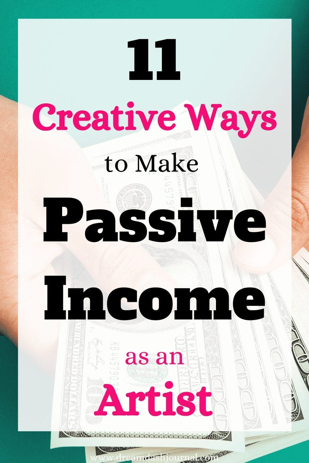 11 Creative Ways to Make Passive Income as an Artist