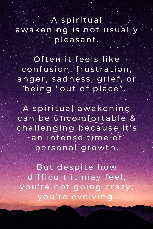 Spiritual awakening quotes