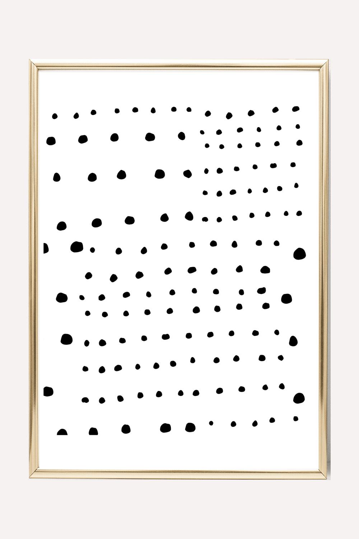 Free art printables black & white plus color