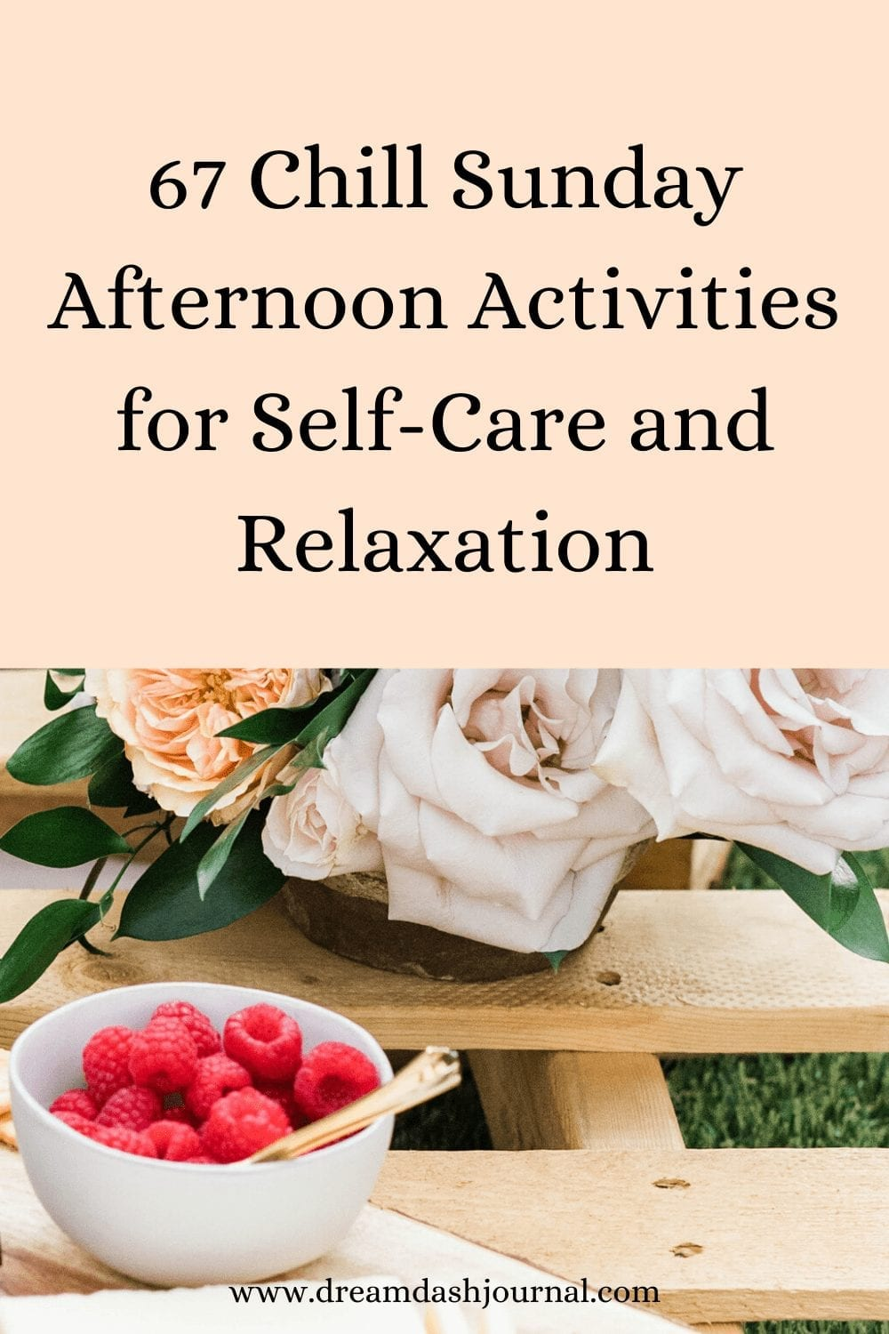 67 Chill Sunday Afternoon Activities for Self-Care and Relaxation