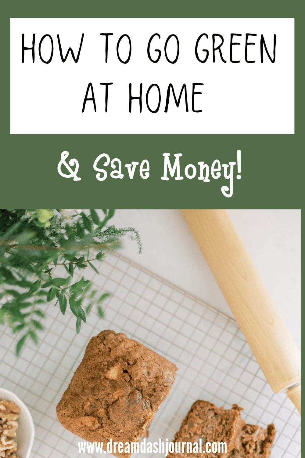 How to Go Green at Home While Saving Money