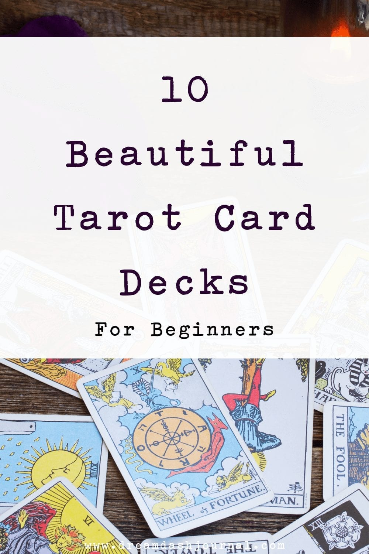 beautiful tarot cards