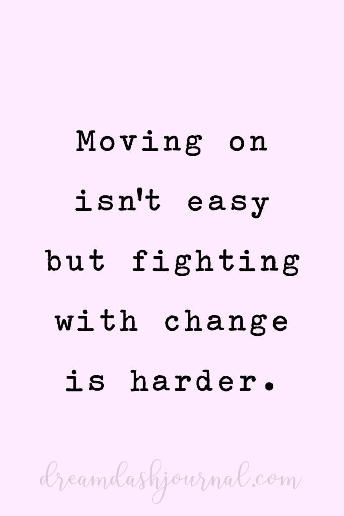 moving on quotes letting go