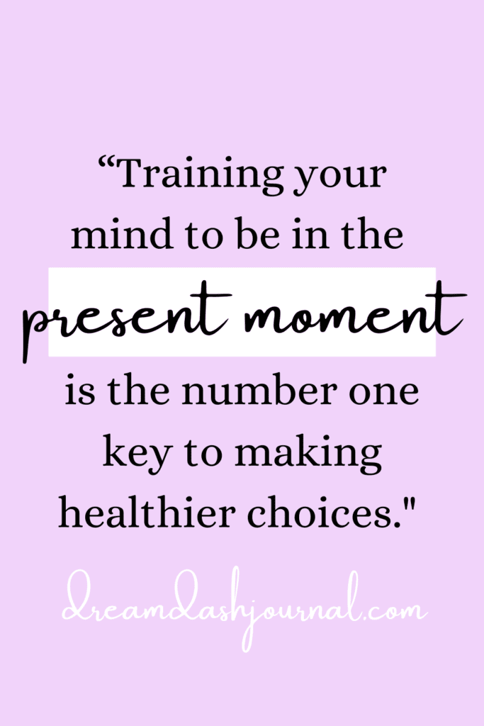 be present quotes