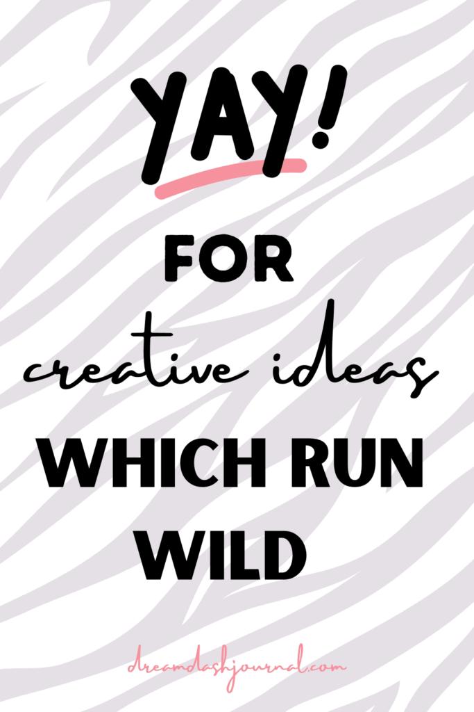creative ideas quotes