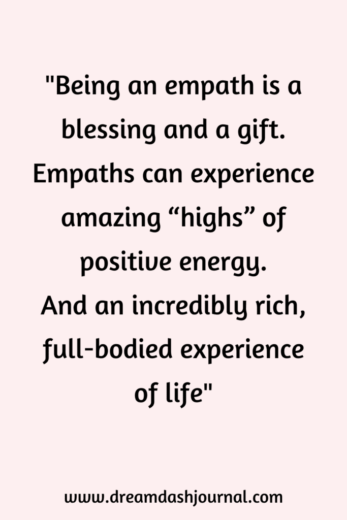 empath quote