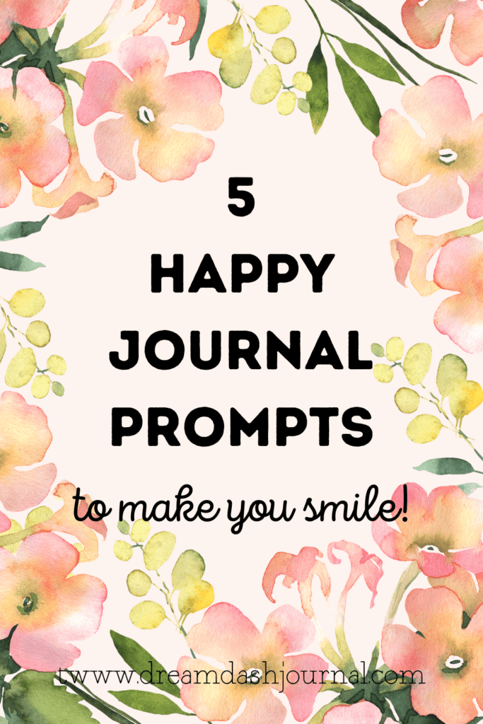 fun journal prompts