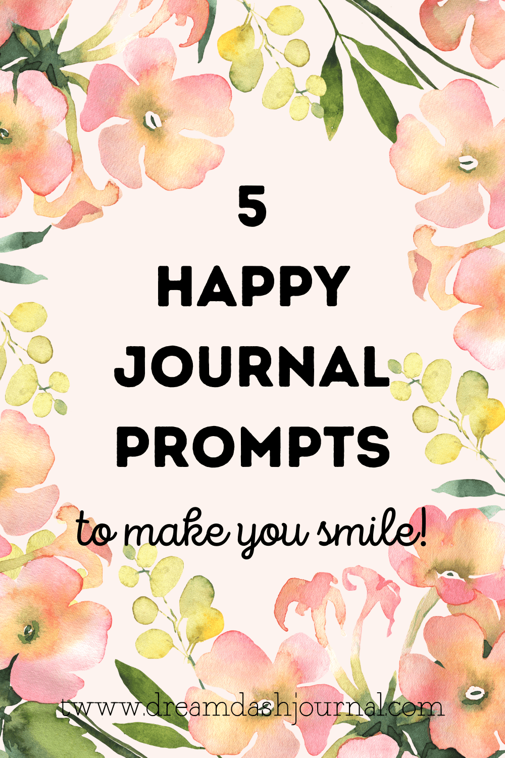 Boost Happiness Levels With This Fun Journal Exercise