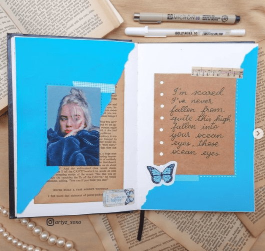 art journal quotes